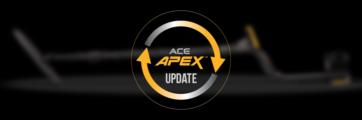 Garrett ACE Apex Update