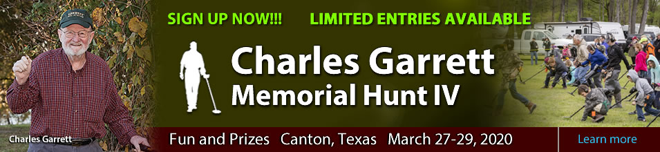 Charles Garrett Memorial Hunt